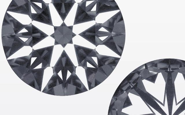 ダイヤモンドのクオリティ イメージ
