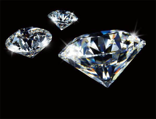 ダイヤモンドの輝きは失われない