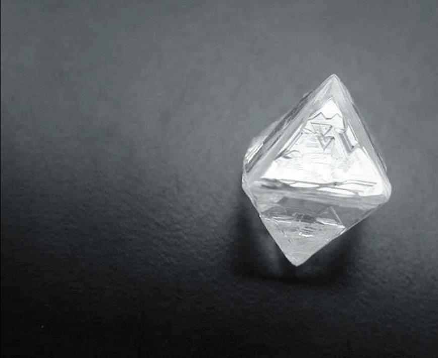 "DIAMOND JOUENRY 可以看得到""臉""的鑽石"
